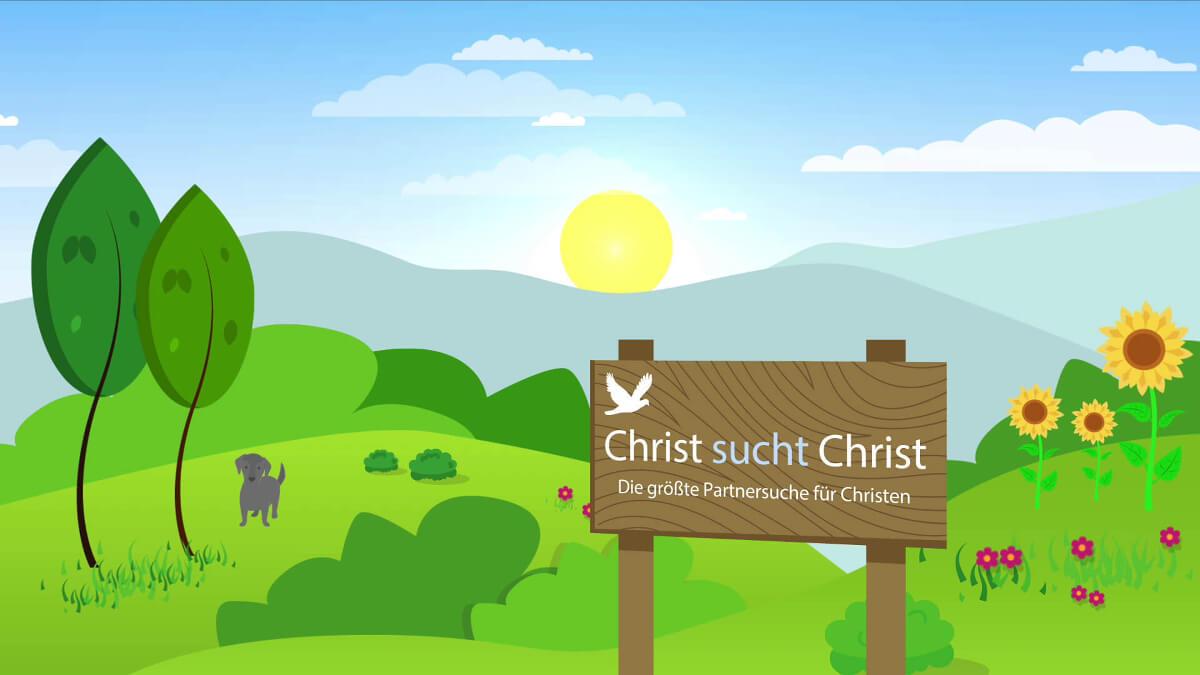 Christ sucht chrsit